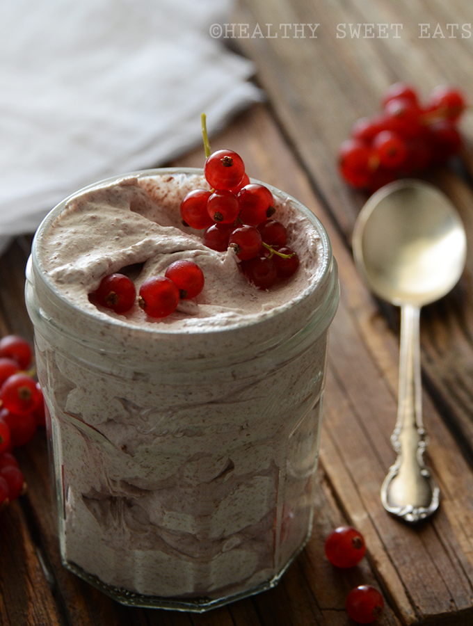 5-Ingredient Chocolate-Coconut Mousse