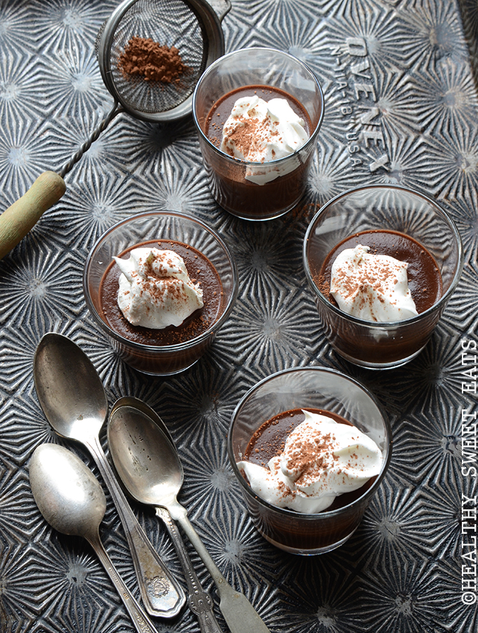 Chocolate Custard 2