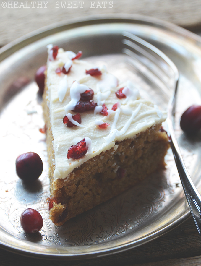 Cranberry Bliss Cake 2