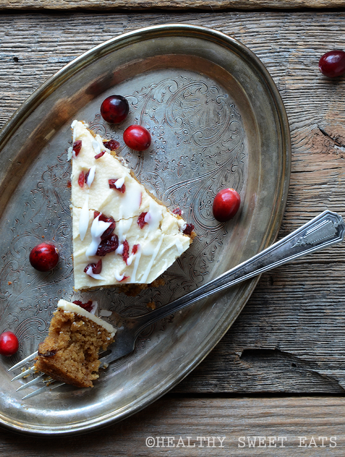 Cranberry Bliss Cake 3