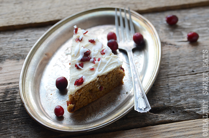 Cranberry Bliss Cake 4