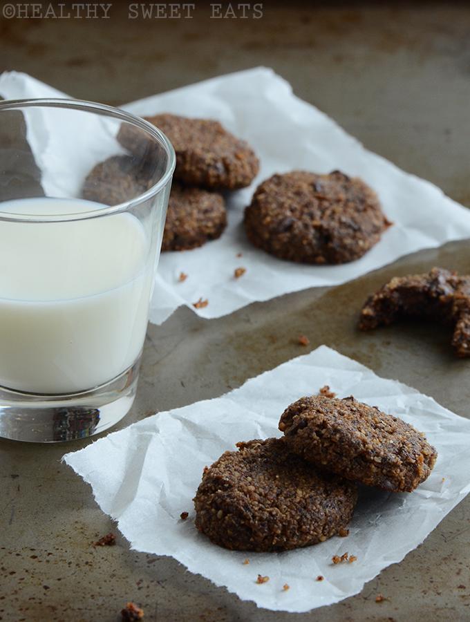 Soft Hazelnut Mocha Cookies 3