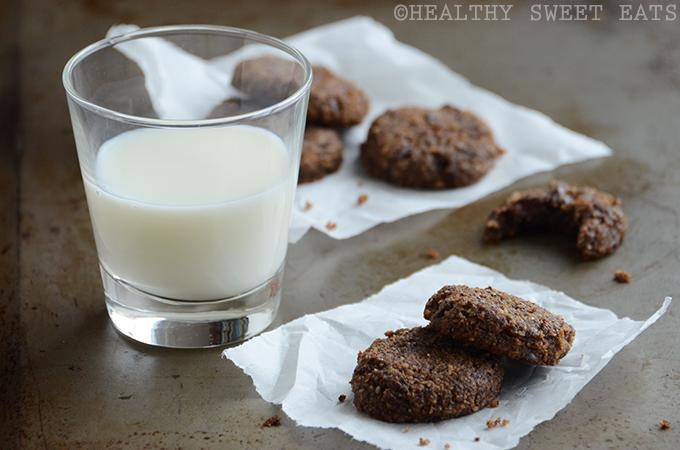 Soft Hazelnut Mocha Cookies 4