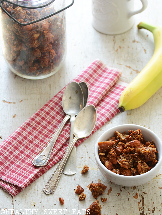 Cardamom, Almond, and Fig Granola 2