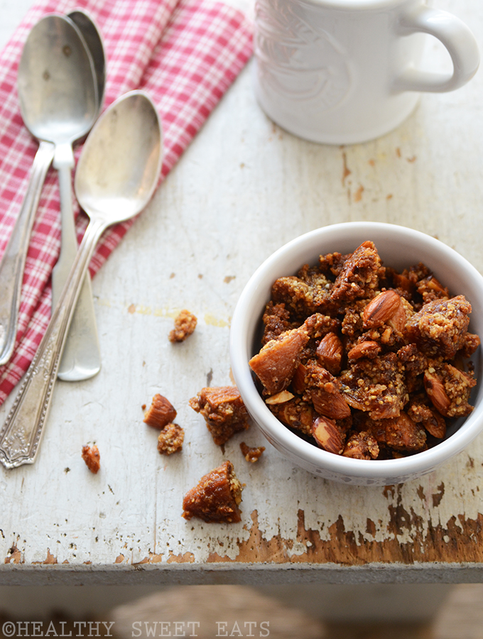 Cardamom, Almond, and Fig Granola