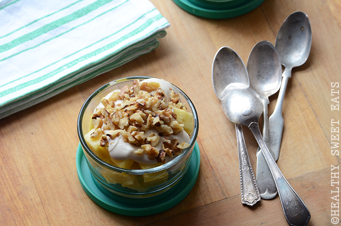 Pineapple and Cream Bowls 3