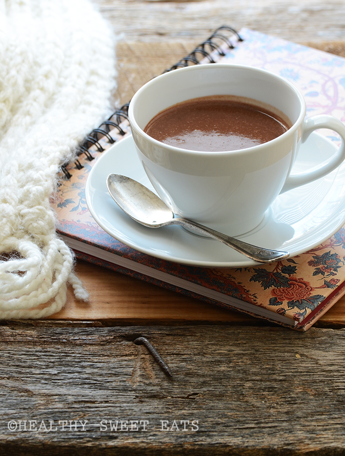 Protein-Packed Thick and Creamy Hot Chocolate 2