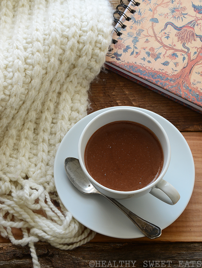Protein-Packed Thick and Creamy Hot Chocolate 3