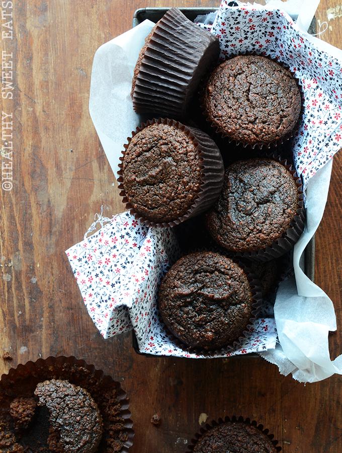 Red Velvet Muffins 3