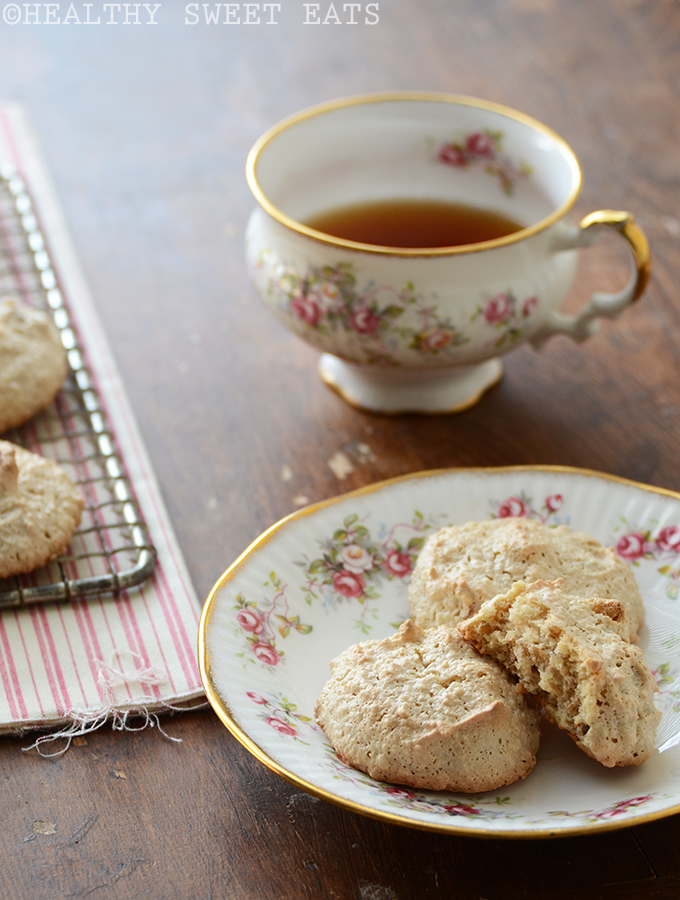 Chewy Butterscotch Maple Walnut Cookies Recipe | Healthy Sweet Eats