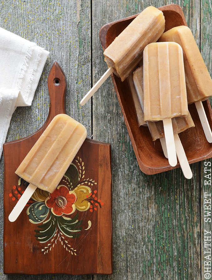 Banana Chai Popsicles 2