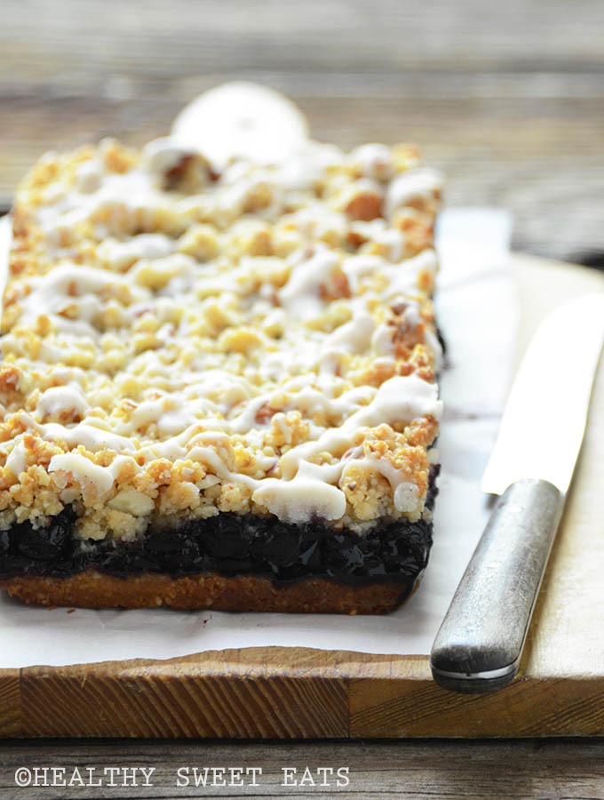 Blueberry Almond Streusel Bars 2