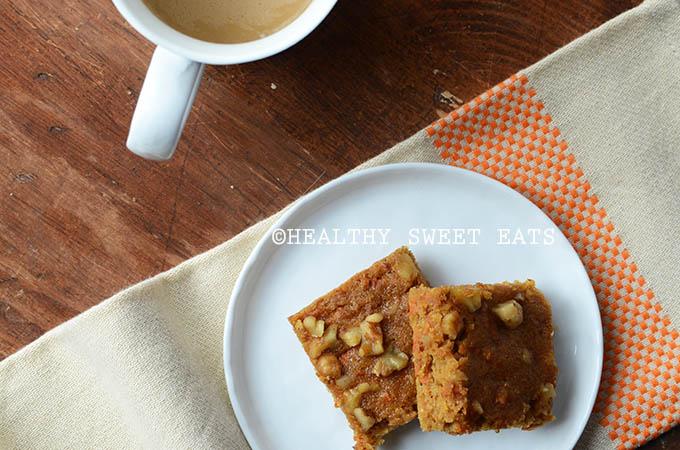 Carrot Cake Snack Cake 4
