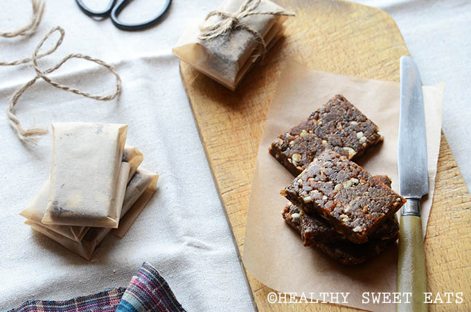 Pick-Me-Up Chewy Apricot-Almond Bars 3