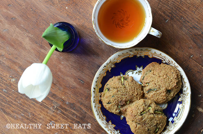 Soft and Chewy Spiced Zucchini Cookies 4