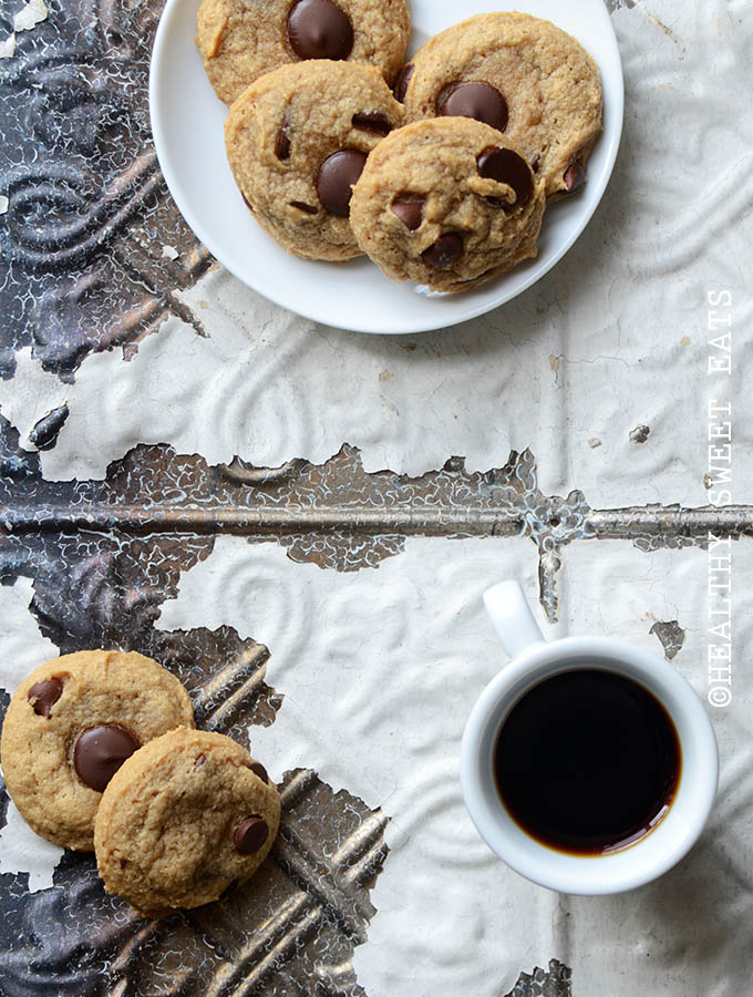 Soft and Chewy Cacao Butter Chocolate Chip Cookies 1