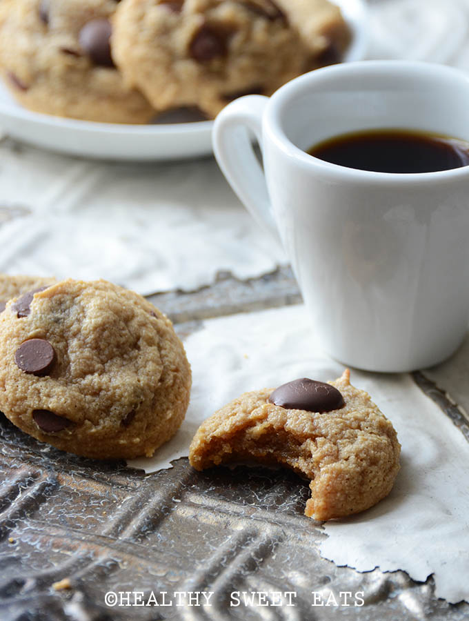 Soft and Chewy Cacao Butter Chocolate Chip Cookies 4