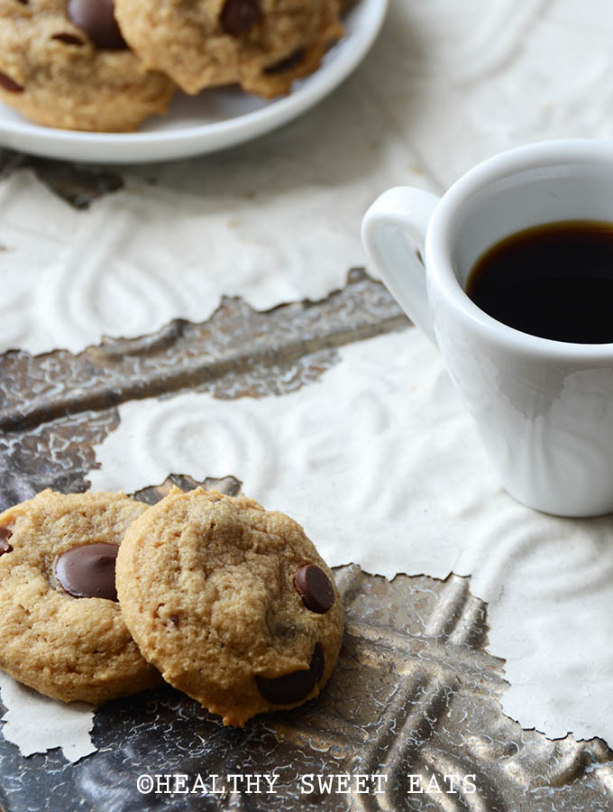 Soft and Chewy Cacao Butter Chocolate Chip Cookies 6