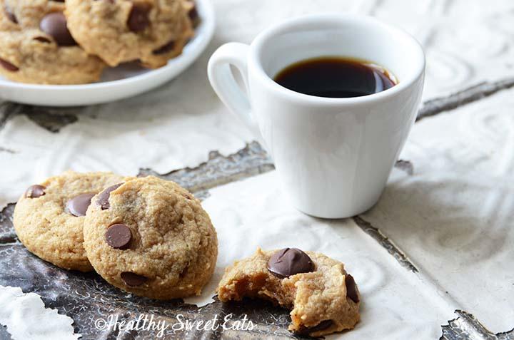 Grain Free Chocolate Chip Cookies Recipe