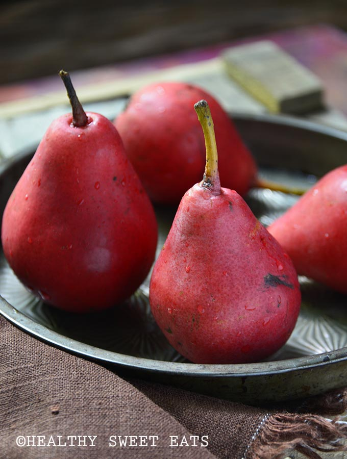 red-pears