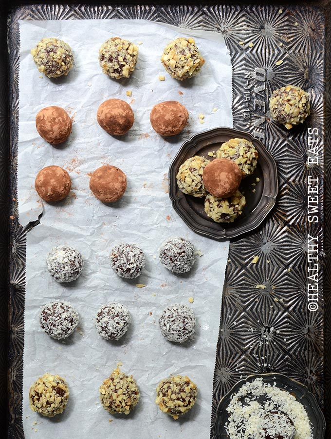 vegan-no-bake-chocolate-brownie-bite-truffles-2