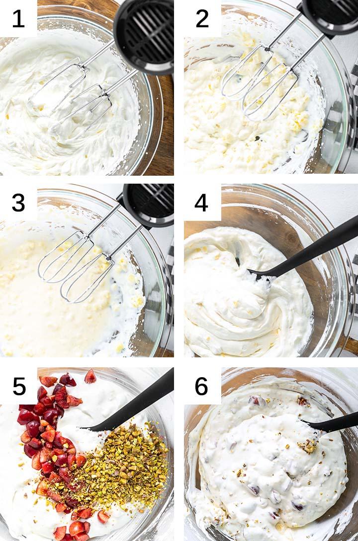 How to Make Keto Watergate Salad