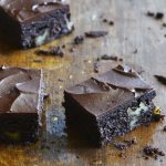 fudgy keto brownie recipe featured image