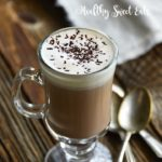 5 Minute Low Carb Hot Chocolate Recipe Front View
