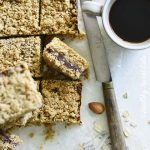 Recipe for Healthy Date Bar Cookies