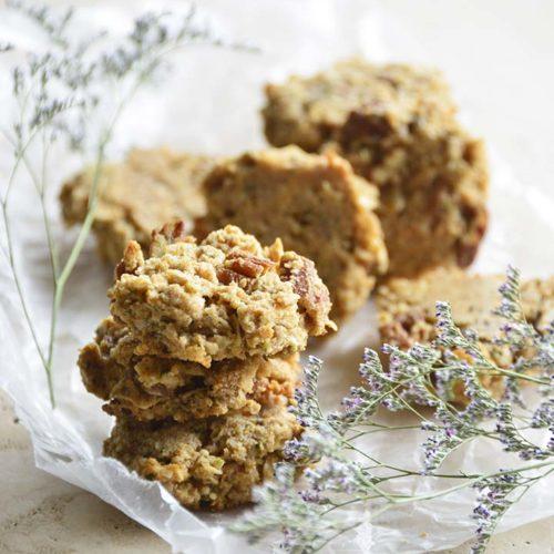 Banana Nut Keto Breakfast Cookies Recipe