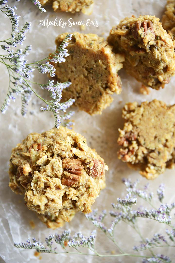 Banana Nut Keto Breakfast Cookies Recipe Healthy Sweet Eats