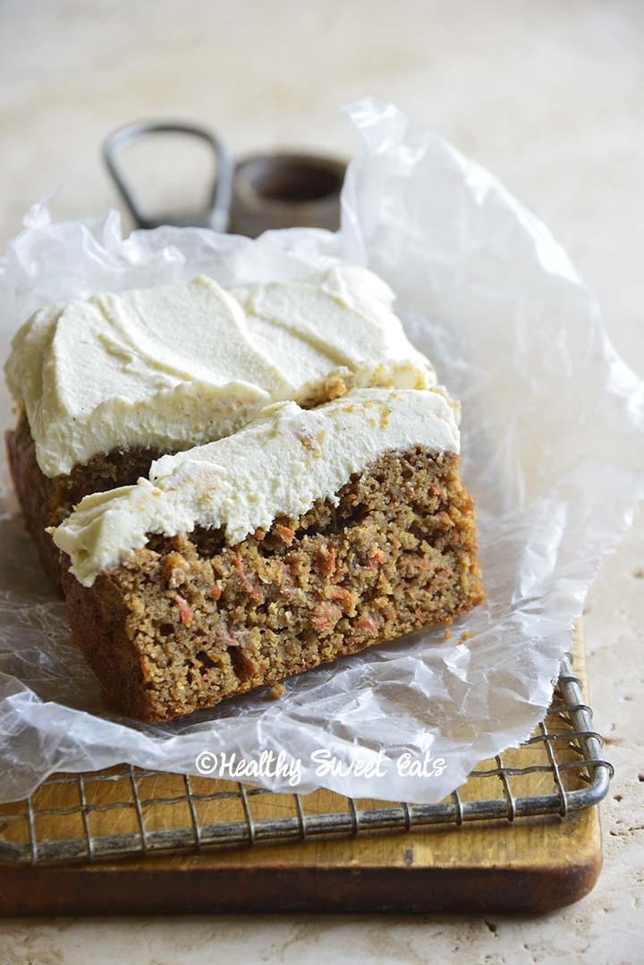 Easy Keto Carrot Cake Recipe Healthy Sweet Eats