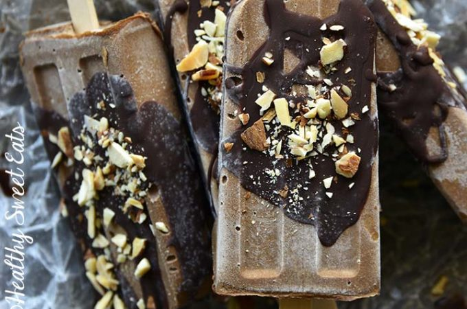 Fudgsicles (aka Chocolate Popsicles)