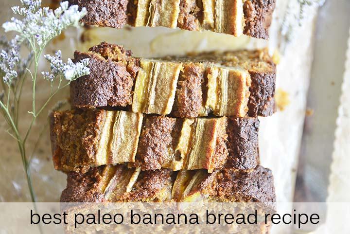 Best Paleo Banana Bread Recipe with Description