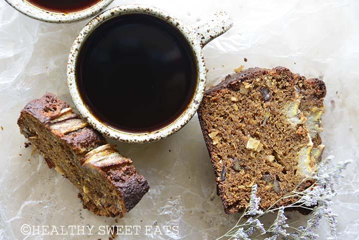 Best Paleo Gluten Free Banana Bread Recipe