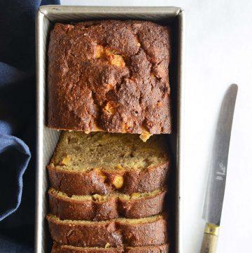 Low Carb Apple Bread Recipe