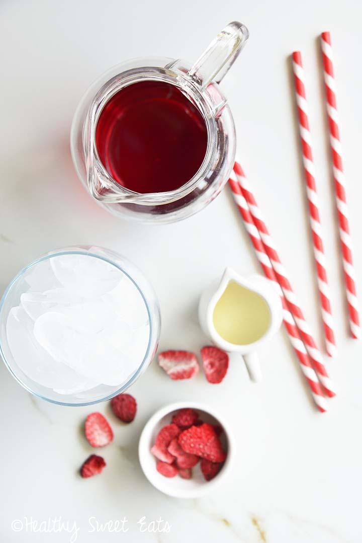 Pink Drink Ingredients