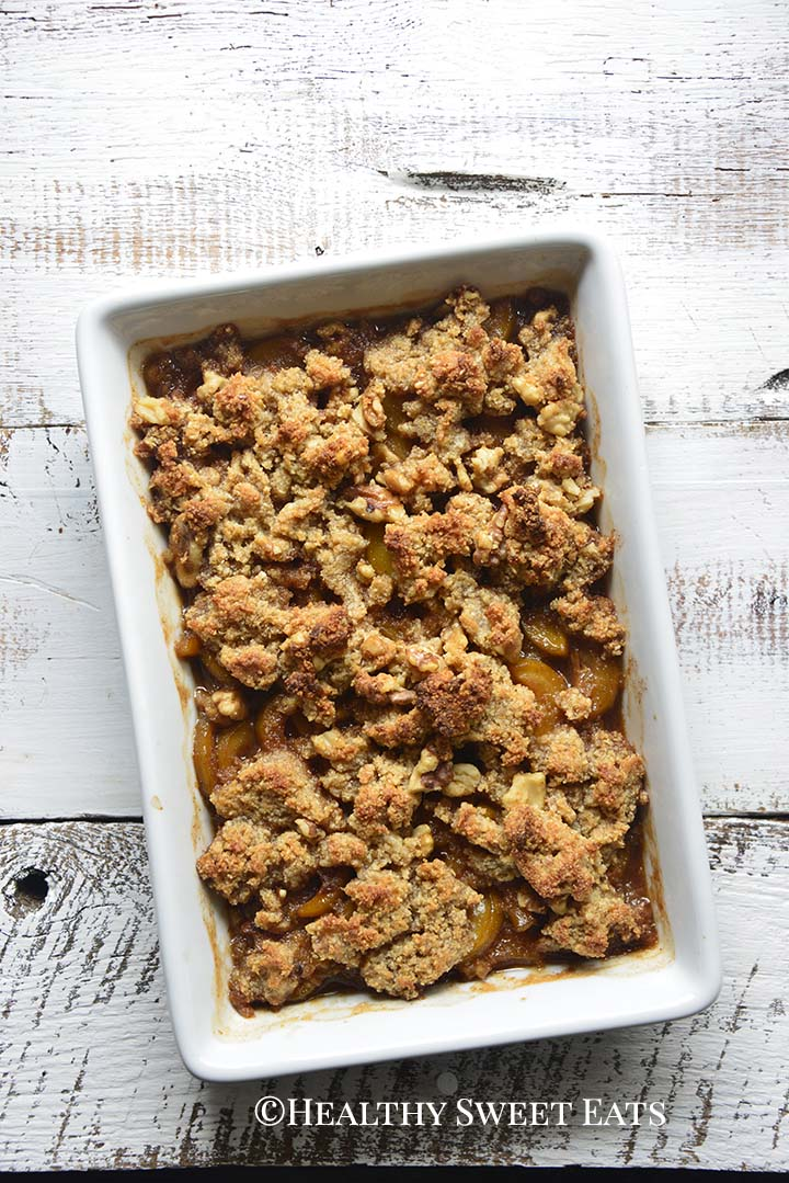 Baked Keto Apple Crisp
